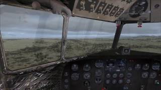 FSX Mission Africa Relief アフリカでの救援活動