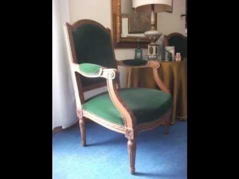 Muebles de estilo restauracion replicas figuras talla en for Muebles madera montevideo