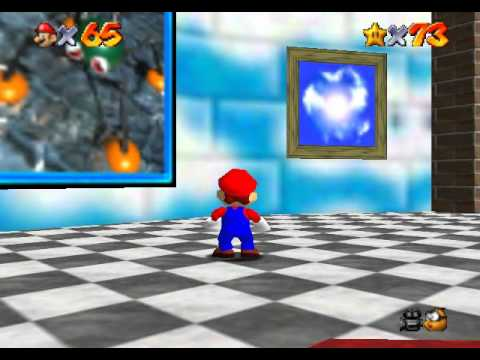 Super Mario 64 Full Playthrough (120 Stars + Yoshi bonus area)