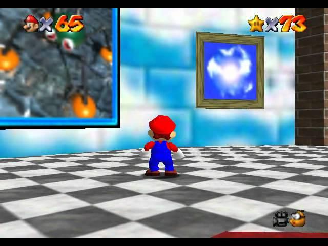 Super Mario 64 Full Playthrough 120 Stars Yoshi Bonus Area Youtube