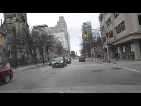 Hamilton Ontario James  street