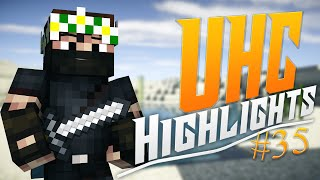 Hypixel UHC Highlights #35 - LabyMod and Tyghts The God