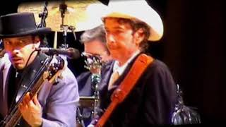 Bob Dylan - UPGRADE  Honest With Me -  Manchester 09.05.2002