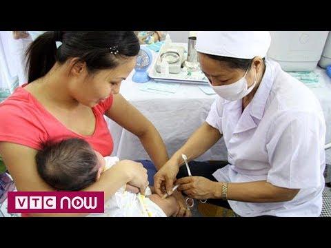 Bổ sung thêm vắc xin trong tiêm chủng mở rộng | VTC Now