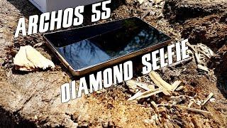 archos 55 Diamond Selfie - test, recenzja, review selfiastycznego smartfona