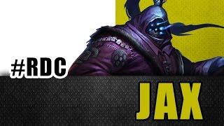 Rap dos Champions - Jax - Méqui Huê [League of Legends]