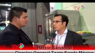 Entrevista Team Foods México Mexipan 2012