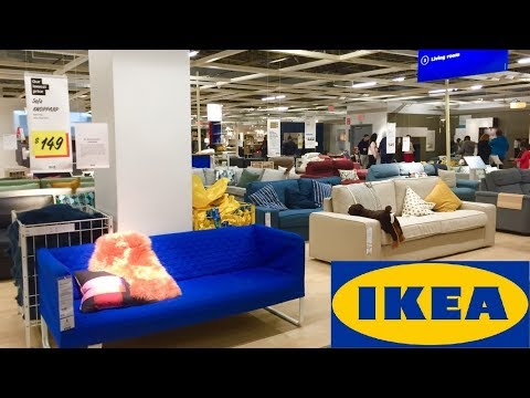 IKEA SOFAS COUCHES FURNITURE HOME DECOR 2020 SHOP WITH ME SHOPPING STORE WALK THROUGH 4K