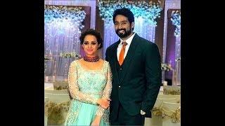Bhavana Wedding Reception at Bangalore ...