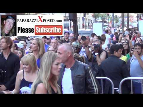 Timothy V Murphy arrives to the Sons Of Anarchy Season 6 Premiere at Kodak Theatre in Hollywood