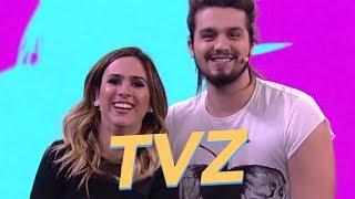 Exclusivo Web - TVZ - Tatá Werneck + Luan Santana - Lady Night - Humor Multishow