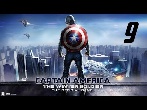 Captain America: The Winter Soldier - The Official Game - iOS/Android - Walkthrough/Let`s Play - #9