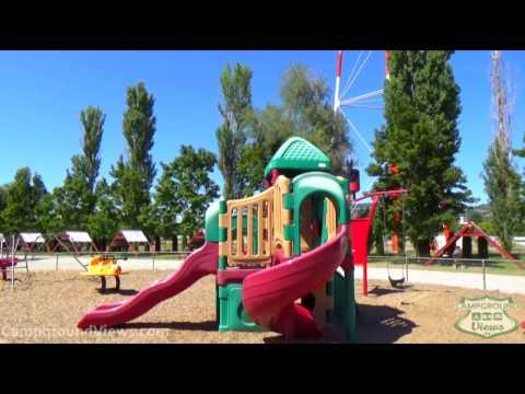 KOA Spokane Otis Orchards Washington WA - CampgroundViews.com