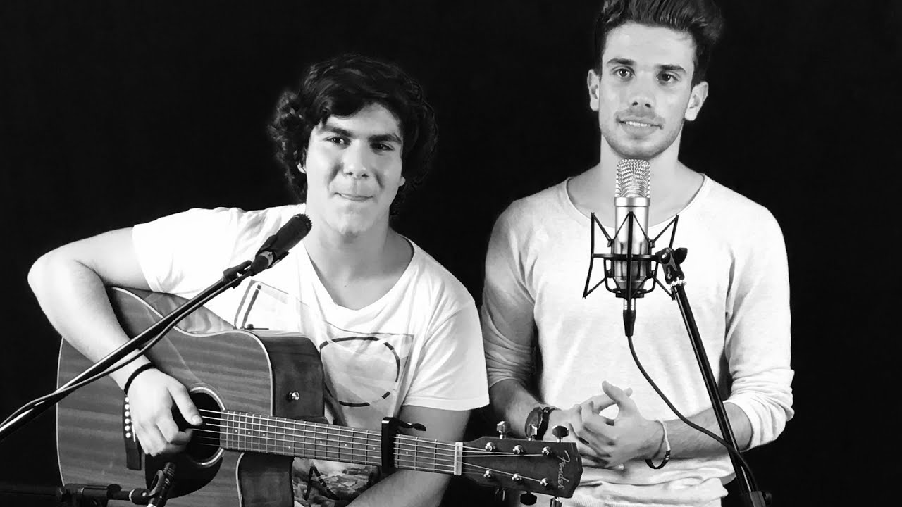 One Direction - Little Things (Cover by Os Átomo) - YouTube
