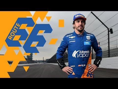Route 66 | McLaren returns to the Brickyard | #Indy500