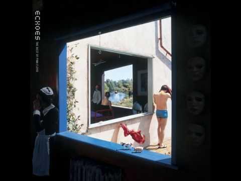 Pink Floyd - Echoes (lyrics)