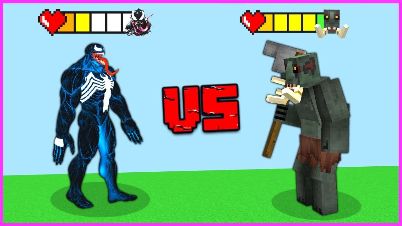 VENOM VS HUYSUZ! 😱 - Minecraft