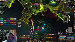 Tribo vs Garothi Worldbreaker Mythic - Antorus WoW Legion 7.3.2 Prot Warrior PoV