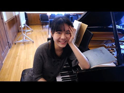 Slow, repeat 😬 Practicing Rachmaninoff 3rd Concerto | Tiffany Vlogs #69