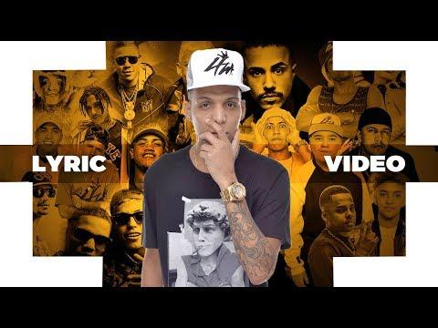 MC Pierre - Feira das Pererecas (Lyric Video) DJ Tavinho