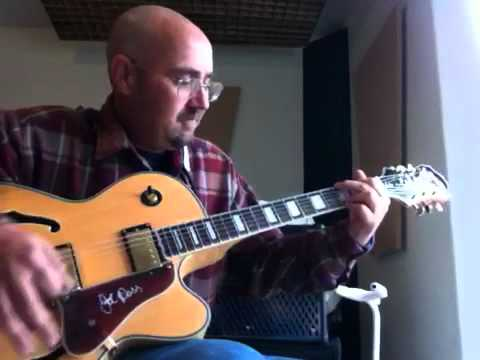 Epiphone Emperor II Joe Pass Guitar Review by Jammin Joe Buck