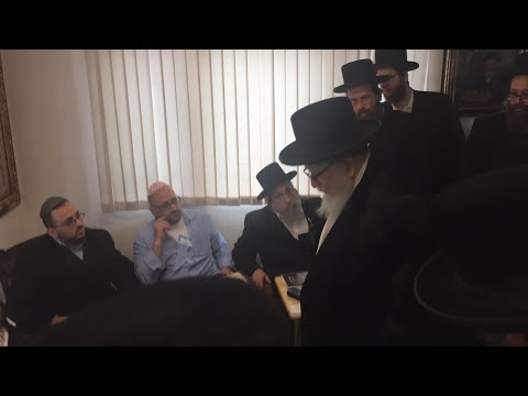 Skverer Rebbe Menachem Avel Lipa Schmeltzer & Siblings (Full Video)