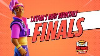 Brawl Stars Championship 2021 - May Monthly Finals - LATAM S