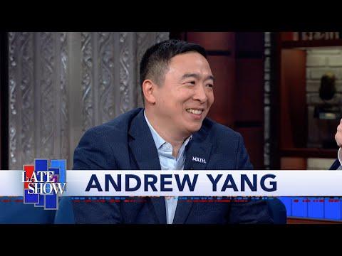 How Andrew Yang Nabbed That Bi...