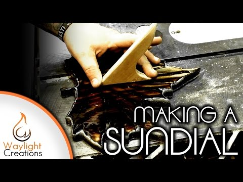 How To Make A Simple DIY Sundial