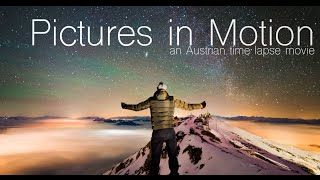 pictures in motion an austrian time lapse movie 4k uhd 8k