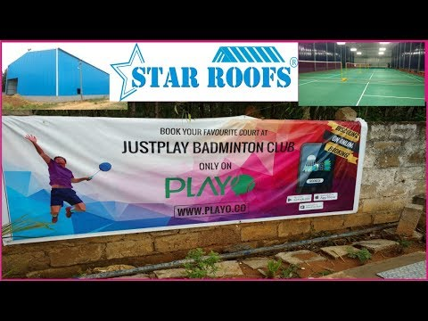 Badminton sports club Bangalore -Just Play Sports Club- Electronic city