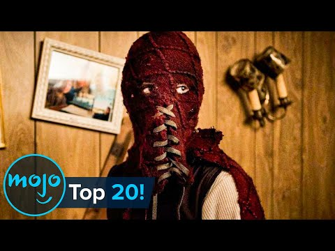 Top 20 Scariest Movie Aliens