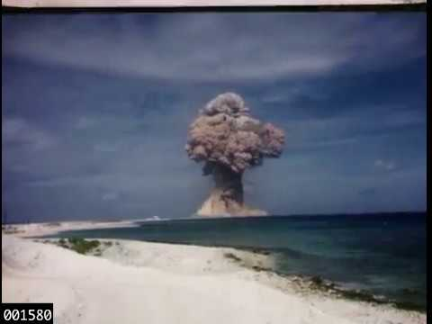 You can now watch these declassified nuclear test movies on YouTube