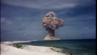 الكشف عن مئات التجارب النووية الأمريكية (فيديو)