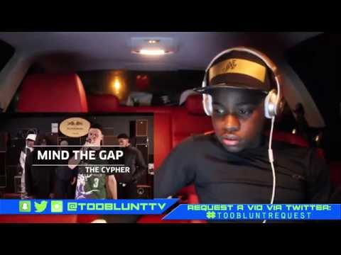 Underrated List 2 London v Midlands  Mind The Gap: The Cypher THE BEST GRIME CYPHER YET!!