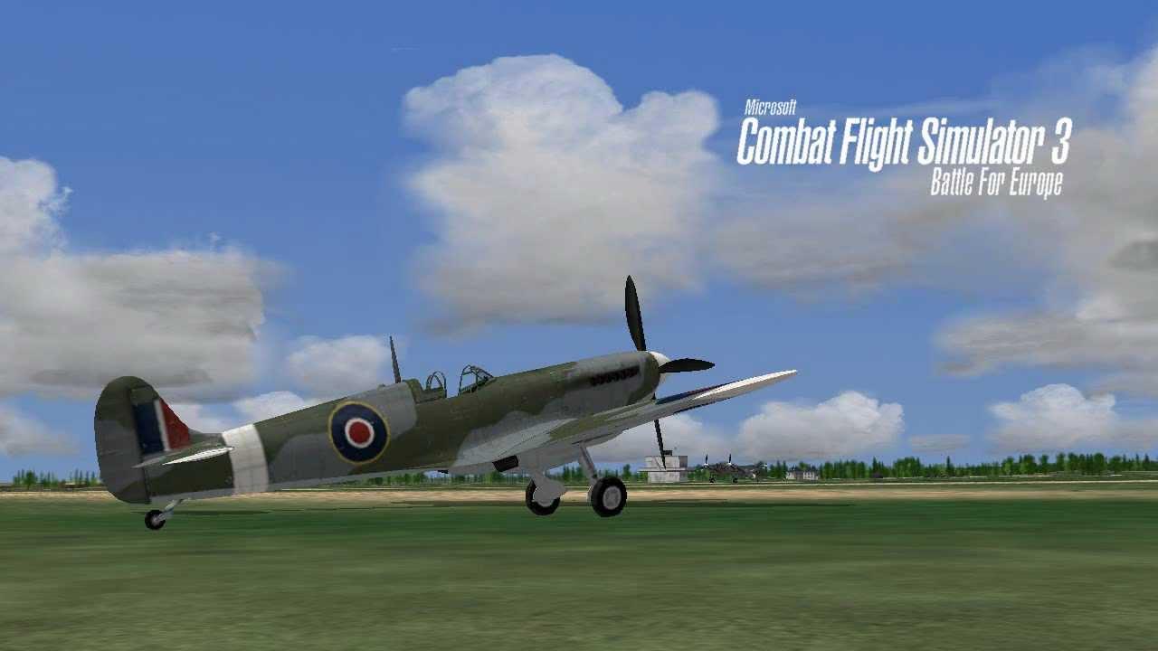 Microsoft Combat Flight Simulator 3- Main Menu Theme - YouTube