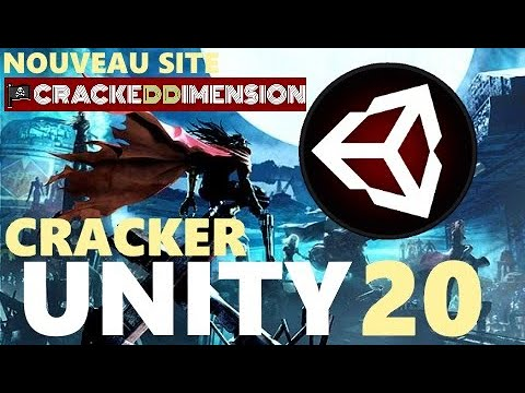 [TUTO] Cracker UNITY 3D 5.4 | 2016 [FR]