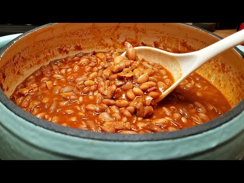 RANCH STYLE BEANS | Barbecue Beans Recipe