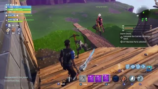 Fortnite Save the world scamers get scamed please make uss hit 100 subs