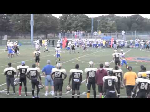 Long Island Pitbulls Vs. Nassau Golden Eagles