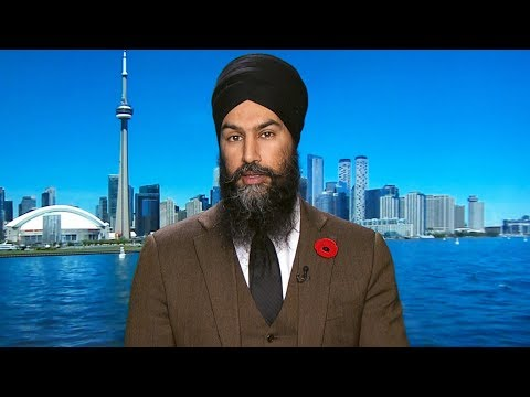 "Singh doesn't ""see the relevance"" of the monarchy in Canada"