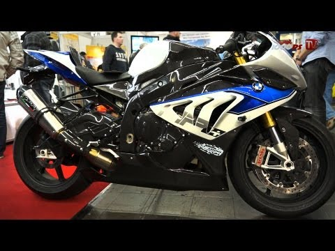Ilmberger BMW HP 4 Carbonparts