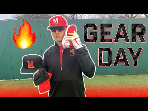 Maryland Baseball GEAR DAY and Practice