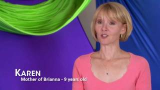 Family Experience with Therapeutic Listening - Karen & Brianna