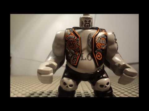 Lego Ninjago ROTDA music video-take the lead by kevin macleod