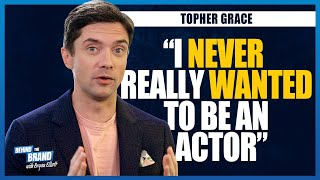 Topher Grace [EXCLUSIVE] Full-length Interview