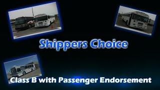 *Part 1-Class B with Passenger Endorsement Pre-Trip Inspection(COACH BUS)