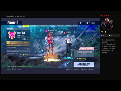 New Fortnite Close Incounter game mode
