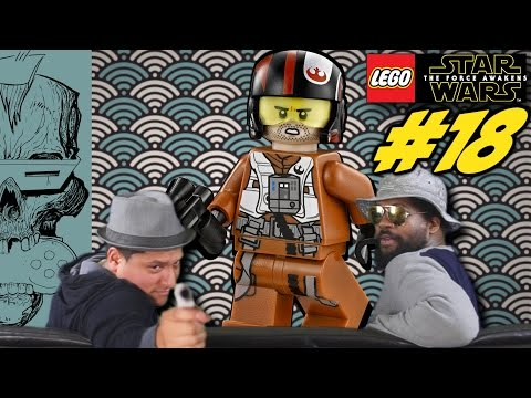 Lego Star Wars The Force Awakens act 18 [VILLAINY GAMES THEATRE 3000]  