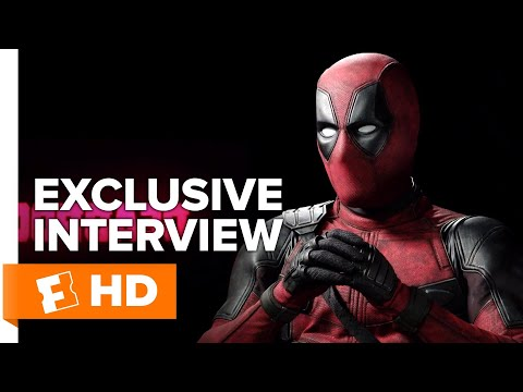 Exclusive Deadpool Interview - 'Deadpool 2': It's Cable Time! | All Access